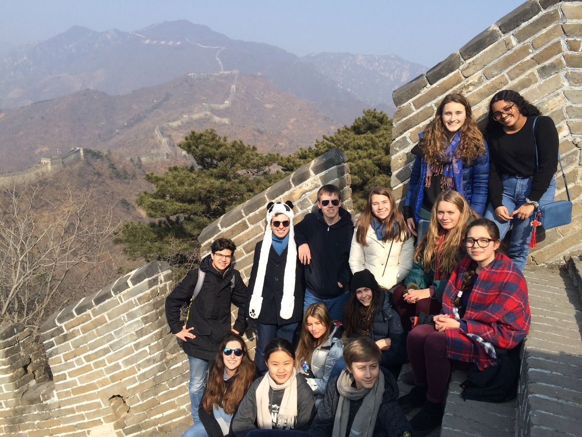 ASP Choir Students Perform in Beijing AMIS Festival