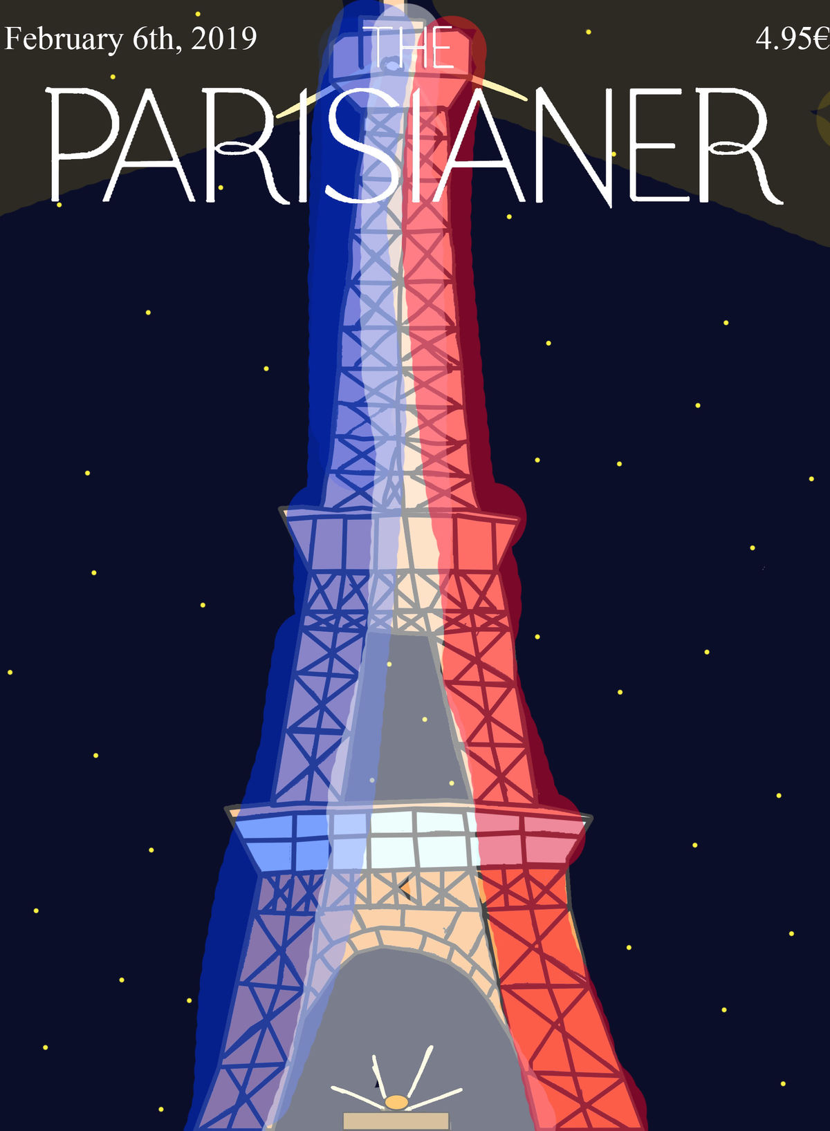 "See ""The Parisianers"": Students Draw the City of Lights"