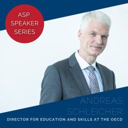 Andreas Schleicher with ASP