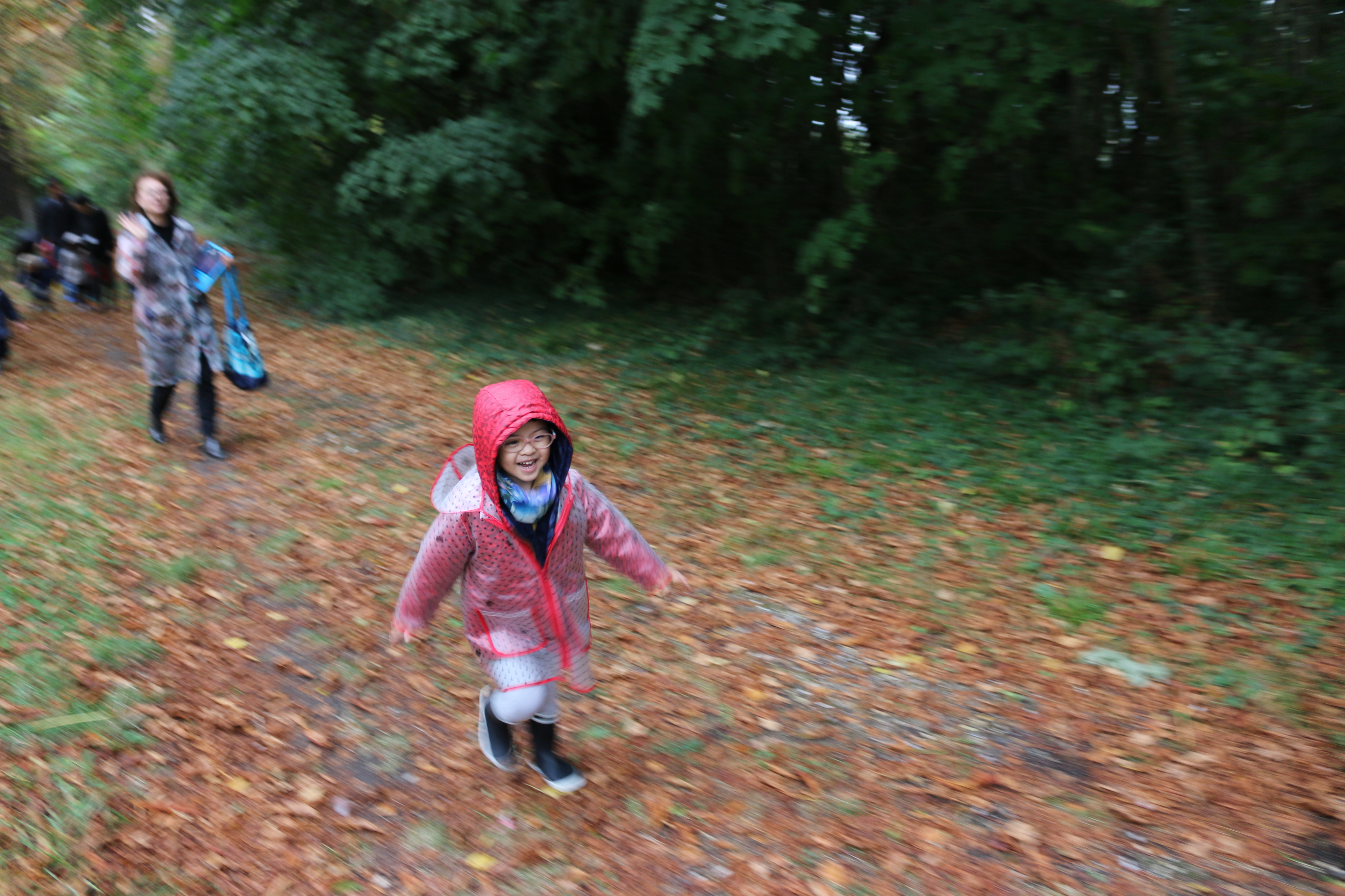 Early Childhood Outdoor Learning