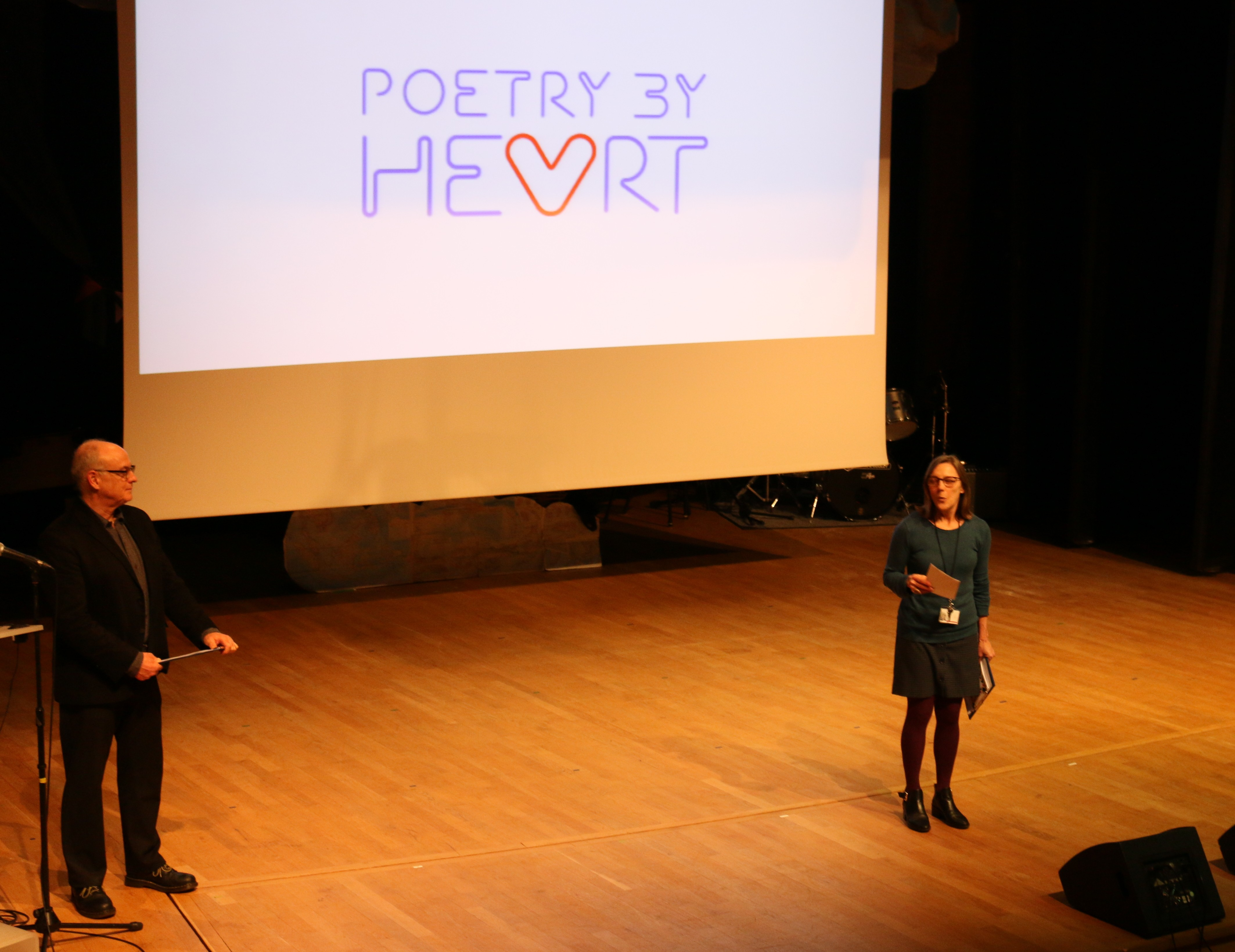 Poetry By Heart Introduction