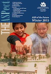 American School of Paris - ASPect magazine Winter 2015 thumbnail