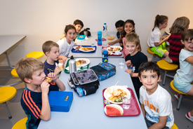 American School of Paris - Lower School Lunch