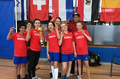 American School of Paris - Middle School Athletics