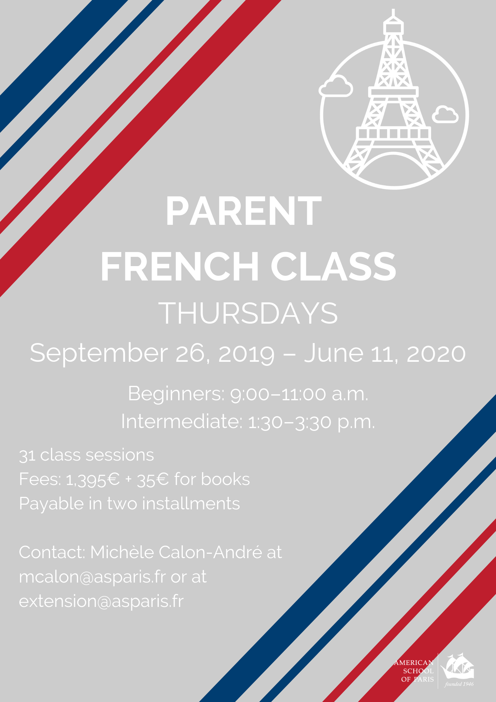 Parent French Flyer